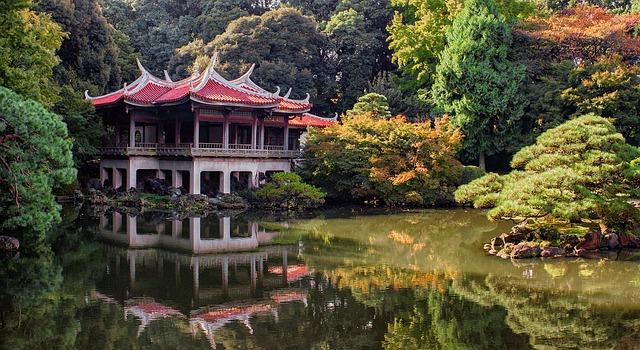 japonský dům