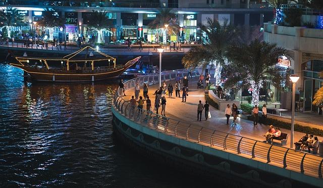 život v Dubai